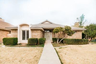 Lubbock Garden Home For Sale: 5108 2nd Street