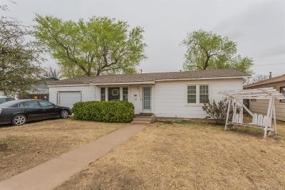 Lubbock County Single Family Home For Sale: 5116 37th Street