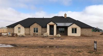 Single Family Home For Sale: 1046 Comanche Road