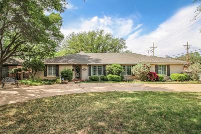 Single Family Home For Sale: 3802 64th Drive