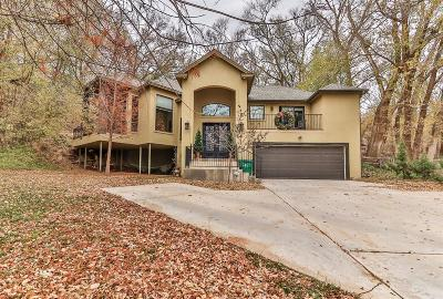 Ransom Canyon Single Family Home For Sale: 52 E Lake Shore Drive