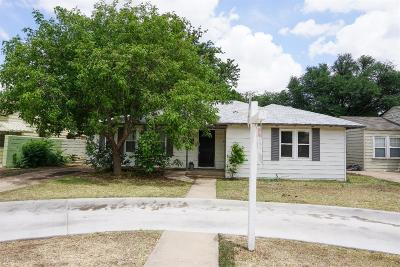 Single Family Home For Sale: 3104 31st Street