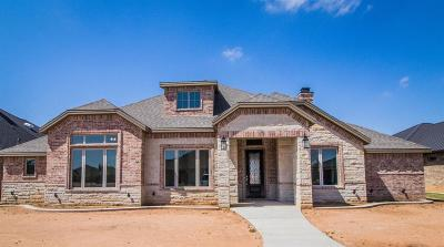 Lubbock Single Family Home For Sale: 9110 Kewanee Avenue