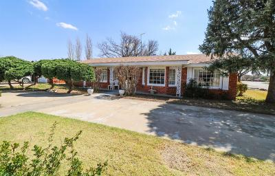 Littlefield TX Single Family Home Under Contract: $144,500
