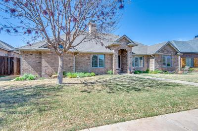 Single Family Home For Sale: 3916 100th Street