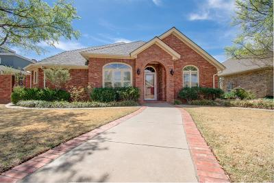 Lubbock Garden Home For Sale: 3807 77th Street