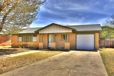Single Family Home For Sale: 4507 58th Street