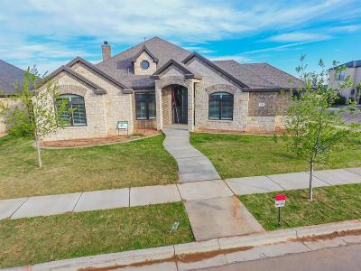 Lubbock Single Family Home For Sale: 6202 91st Place