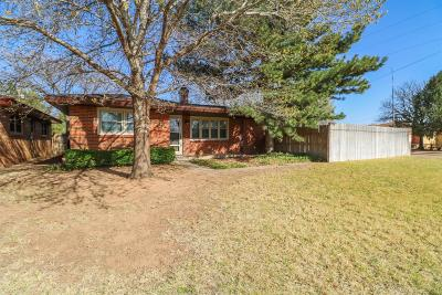 Littlefield Single Family Home Under Contract: 502 N Sunset Avenue