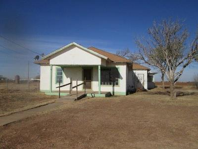 Slaton Single Family Home Under Contract: 15206 Farm Road 400