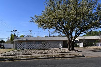 Single Family Home Under Contract: 3001 54th Street