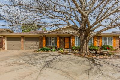 Single Family Home Under Contract: 6121 Louisville Drive