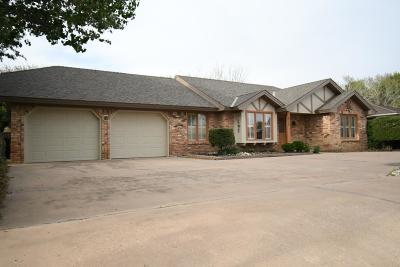 Lubbock Single Family Home For Sale: 5722 68th Street