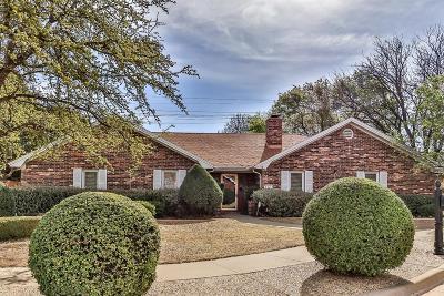 Single Family Home Under Contract: 8615 Utica Avenue