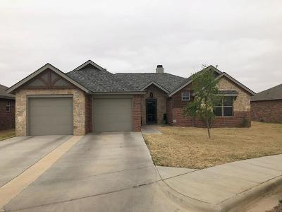 Wolfforth TX Single Family Home For Sale: $244,950