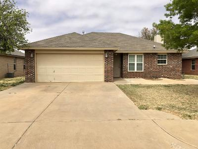 Single Family Home For Sale: 6904 9th Street