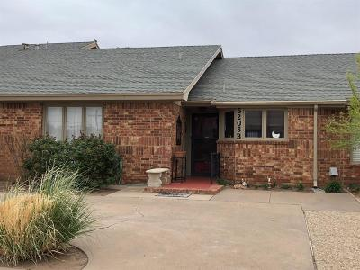 Lubbock Townhouse Under Contract: 5203 73rd Street