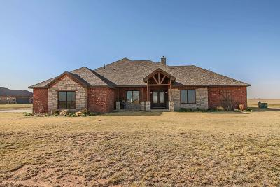 Shallowater Single Family Home Contingent: 8118 County Road 5700