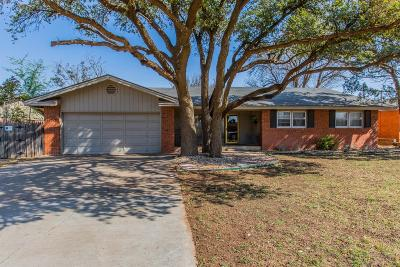 Single Family Home For Sale: 3604 42nd Street