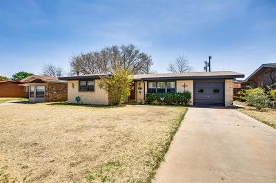Single Family Home For Sale: 4915 49th Street