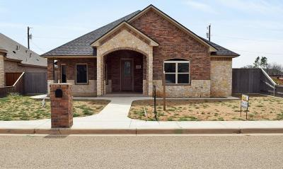 Lamesa Single Family Home For Sale: 2409 Juniper Drive