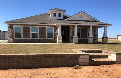 Tahoka TX Single Family Home For Sale: $365,000