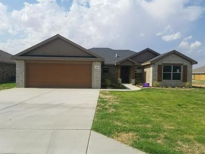 Lubbock TX Single Family Home For Sale: $208,900