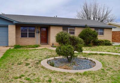 Lamesa Single Family Home For Sale: 118 N 24th