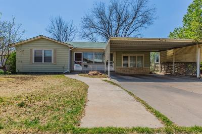 Lubbock Single Family Home For Sale: 2511 38th Street