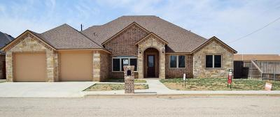 Lamesa Single Family Home For Sale: 506 N Ave Y