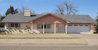 Lamesa Single Family Home For Sale: 706 N 17th Street