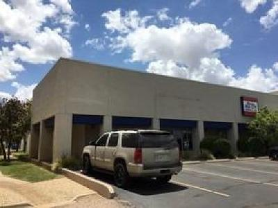 Lubbock Commercial For Sale: 4701 S Loop 289 Street