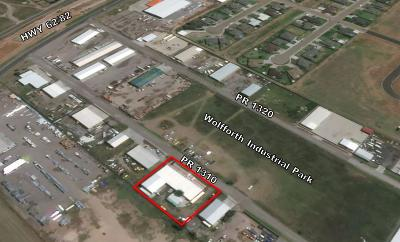 Wolfforth Commercial For Sale: 10618 Private Road 1310