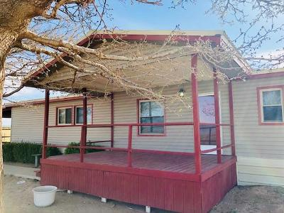 Single Family Home Under Contract: 3129 S State Road 168