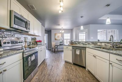 Lubbock Single Family Home For Sale: 8801 10th Street