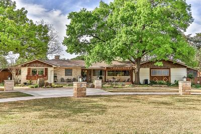 Lubbock Single Family Home For Sale: 3117 19th Street