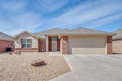 Lubbock Single Family Home For Sale: 6513 70th Street