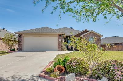 Lubbock Single Family Home For Sale: 6702 35th Street