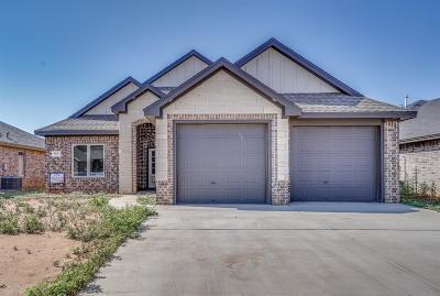 Lubbock TX Single Family Home For Sale: $274,500