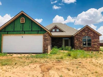 Lubbock Single Family Home For Sale: 4902 Marshall Street
