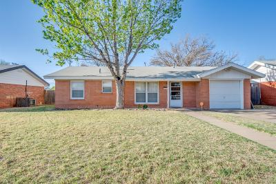 Lubbock Single Family Home For Sale: 5007 43rd Street