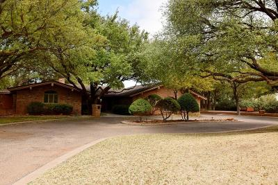Lubbock Single Family Home For Sale: 1904 Vicksburg Avenue