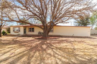 Sudan TX Single Family Home For Sale: $89,900