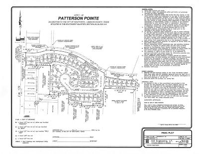 Wolfforth Residential Lots & Land For Sale: 208 Lake Court
