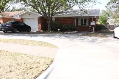 Single Family Home Under Contract: 2810 37th Street
