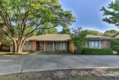 Single Family Home Under Contract: 4606 88th Street