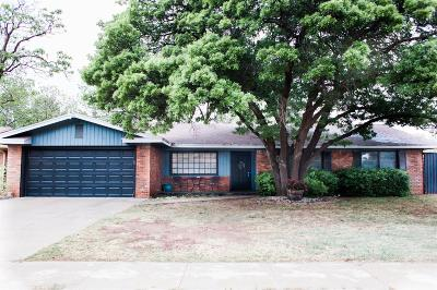 Single Family Home For Sale: 3402 59th Street