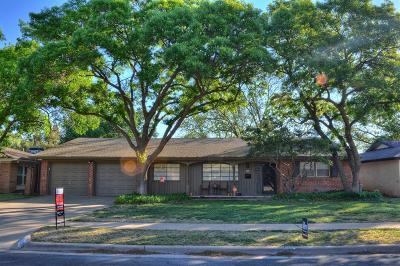 Lubbock TX Single Family Home For Sale: $230,000
