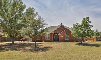 Lubbock TX Single Family Home For Sale: $299,950