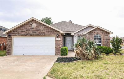 Lubbock TX Single Family Home For Sale: $170,000